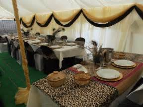 afrikanische dekoration wedding decor traditional decor
