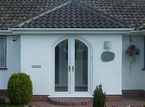 Upvc Windows Doors Profiles Iso 9001 Certified House Plans With Arched Porch