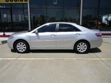 2007 Toyota Camry Hybrid Warranty Sell Used 2007 Toyota Camry Xle Navigation Warranty
