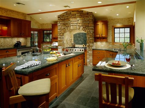 stone kitchen design 18 outstanding kitchen design ideas with decorative stone