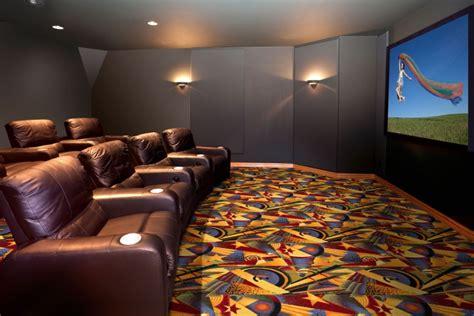 sunset strip home theater carpet
