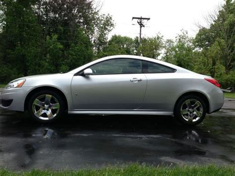 automobile air conditioning repair 2009 pontiac g6 free book repair manuals find used 2009 pontiac g6 base coupe in haslett michigan united states