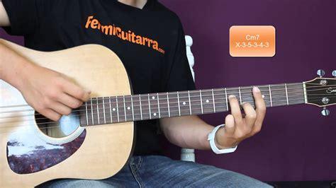 youtube tutorial de guitarra acustica como tocar don t de ed sheeran en guitarra ac 250 stica