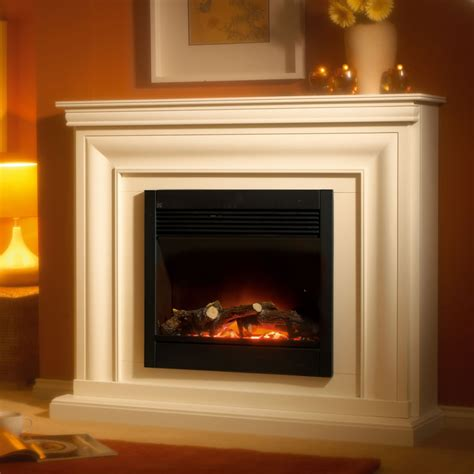 Complete Fireplace Suites by Electric Surround
