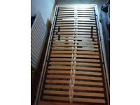 electric adjustable bed single beds  sale gumtree