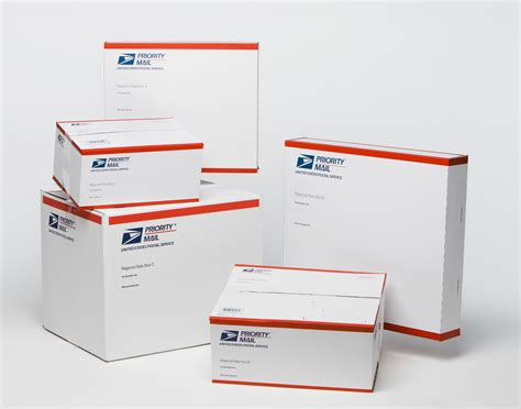 Post Office Box Rates by Package Photo Gallery