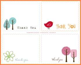 8 thank you note templates marital settlements information