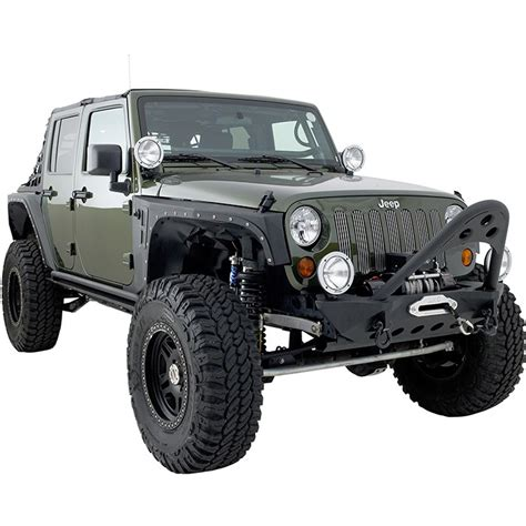 jeep stinger bumper smittybilt 76524 smittybilt xrc stinger front bumper 07