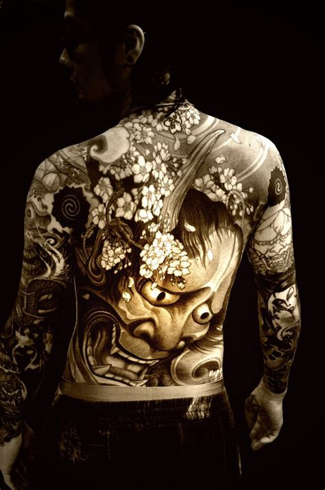tattoo japanese hannya mask the best hannya demon mask japanese tattoo best tattoo