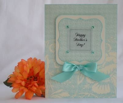 Handmade Cards For Day - mothers day cards with exles of handmade cards