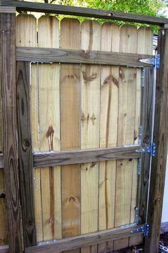 how to build a backyard fence backyard diy how to build a fence gate