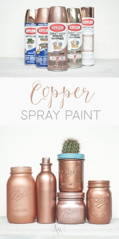 spray painter traineeship best 25 copper spray paint ideas on copper