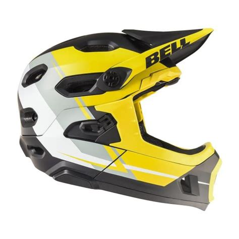 Helm Bell Dh Helm Bell Dh Mips Gelb Schwarz 2018 Probikeshop
