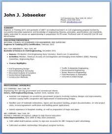civil engineer resume sle entry level resume downloads