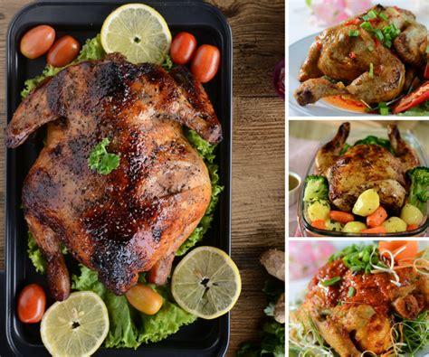 Makan Meja Di Raja Kuring 5 resipi ayam golek yang sesuai dijadikan santapan di meja