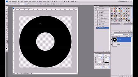 label design photoshop tutorial cd label erstellen photoshop tutorial youtube