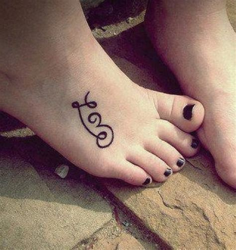 cute love tattoos tattoos on foot tatoo