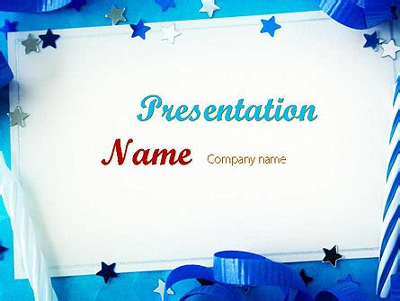 festive powerpoint templates festive invitation powerpoint template backgrounds