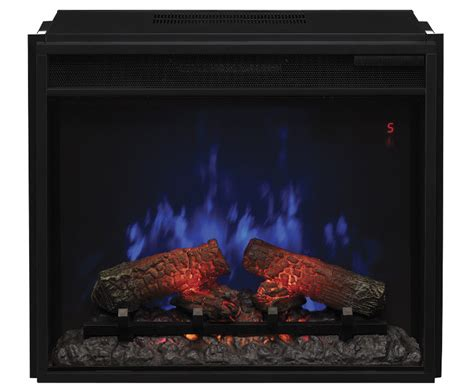 23 7 quot spectrafire electric fireplace insert 23ef031grp
