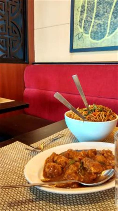 Wangs Kitchen Cunningham Road by Singapore Noodle And Kung Po Chicken Picture Of Wangs