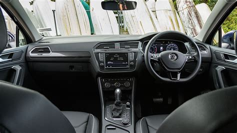 Highline Interiors by Volkswagen Tiguan Tsi Highline 4motion 2016 Nz Review
