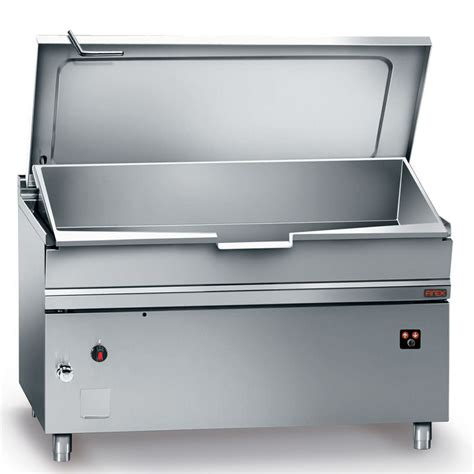 Home Pans by Tilting Braising Pan Machine For Catering Electrically