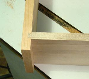 drawer lock joint vs dovetail how to make sliding dovetails