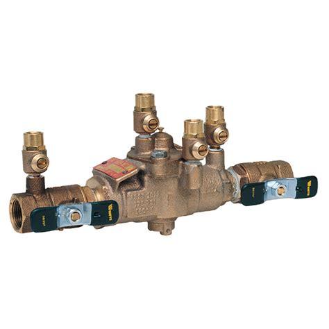 backflow preventers plumbing help