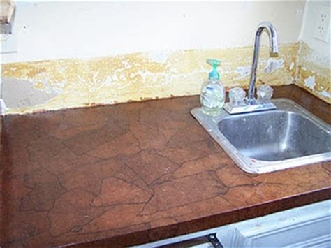 Brown Paper Bag Countertops by 1000 Images About Paper Bag Floors On Brown