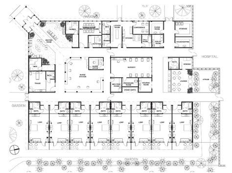 maternity hospital floor plan bay view birthing center design portfolio