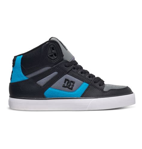 hi top shoes for s spartan wc high top shoes 302523 dc shoes