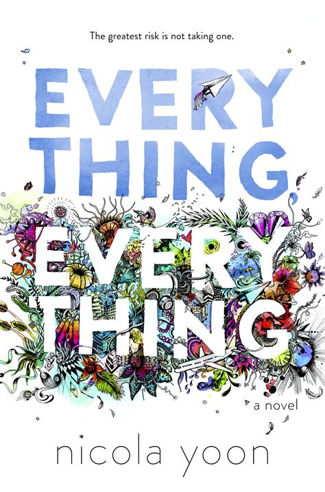 everything i about books review everything everything by nicola yoon