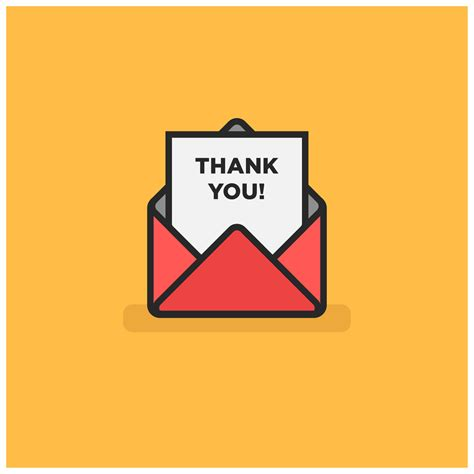 A Thank You by Sle Thank You Email After An Internships