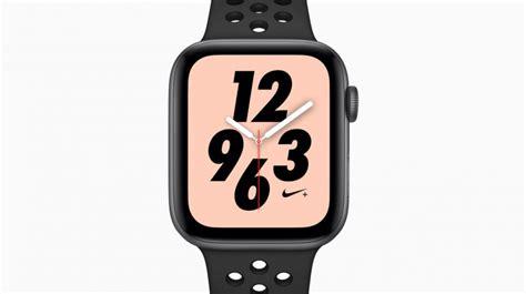 apple series 4 is now on sale