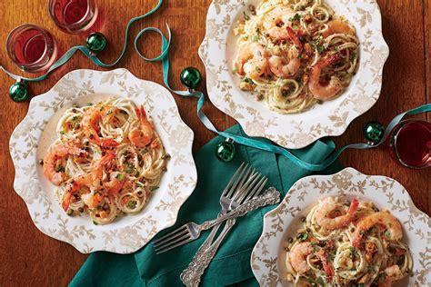 christmas entree ideas shrimp piccata entr 233 e recipes southern living