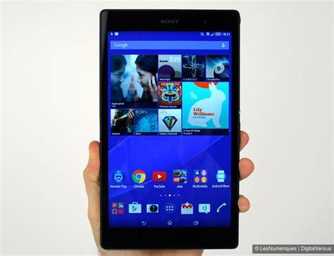 Sony Xperia Z3 Tablet Compact sony xperia z3 tablet compact review