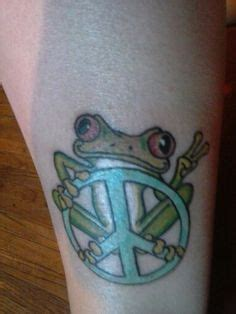 Frog Tattoo Bali | peace frog peace frogs fans pinterest tattoo and tatting