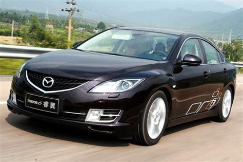 mazda auto sales mazda6 ruiyi china auto sales figures
