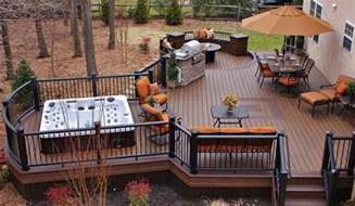 Bhg Kitchen And Bath Ideas 32 Wonderful Deck Designs To Make Your Home Extremely Awesome