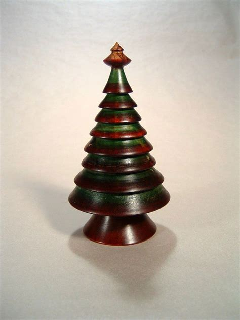 woodturning christmas trees turning a tree pinteres