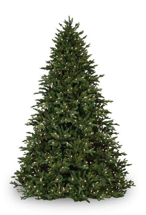prelit tree canadian fir prelit tree lights etc