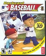 Backyard Baseball Flash Amazon Com Backyard Baseball Jewel Case Pc Mac Video