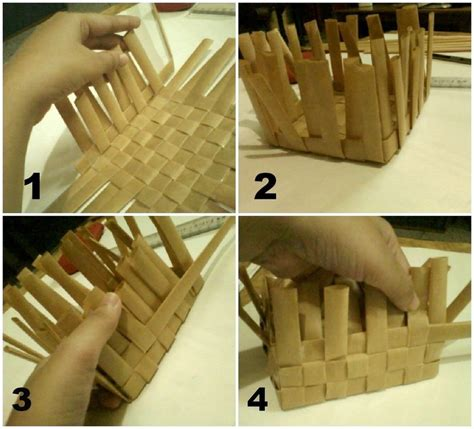 How To Make Paper Basket For - diy paper baskets 183 how to make a paper bowl 183 papercraft