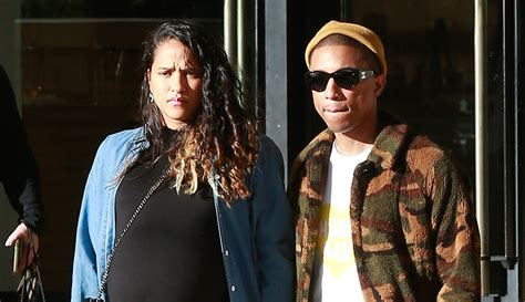 how old is helen lasichanh pharrell williams goes holiday shopping with pregnant wife