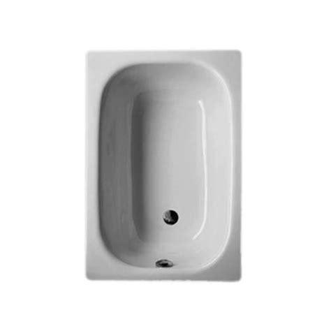mini badewanne badewanne mini 120 x 70 x 39 cm stahl schallisolierung