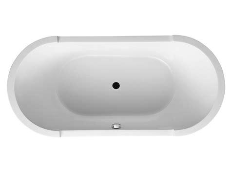 baignoire ilot duravit starck baignoire en acrylique by duravit design philippe
