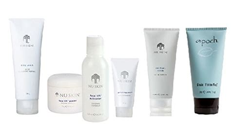 Scrub Nu Skin nu skin peels masks scrubs epoch glacial marine mud polishing peel skin refinisher clay