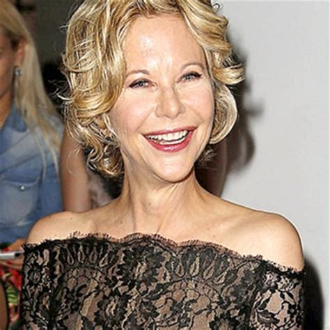 what does meg ryan look like now meg ryan i m on a little break from love right now us