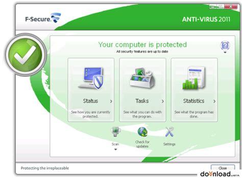 Ac Panasonic Anti Virus f secure anti virus 2013