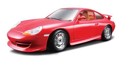 Burago 1 24 Metal Kit 18 25059 Porsche 911 1994 hattons co uk burago 18 25058 cb kit porsche gt3 1998